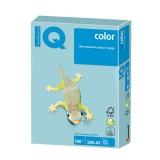 Бумага IQ color А3, 160 г/м, 250 л., пастель, голубая, MB30,