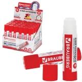 Клей карандаш 09 г BRAUBERG 220869