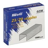 Скобы N23/20 1000шт до 170л KW-trio