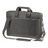 """Сумка деловая RIVACASE, 45,5х32х7см, отдел. для планшета и ноутбука 17,3"""", ткань, серая, 8251 grey"""