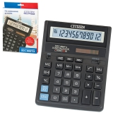 Калькулятор 12 разр.CITIZEN SDC-888TII (203х158мм), двойное питание