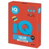 Бумага цв.IQ А4 80гр,44,кораллово-красный 500л. 110660