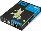 Бумага IQ color  А4 80г/500л Black (черный) к321034